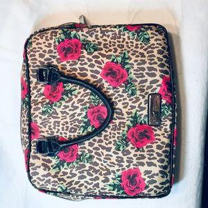Betsey Johnson Laptop Case.